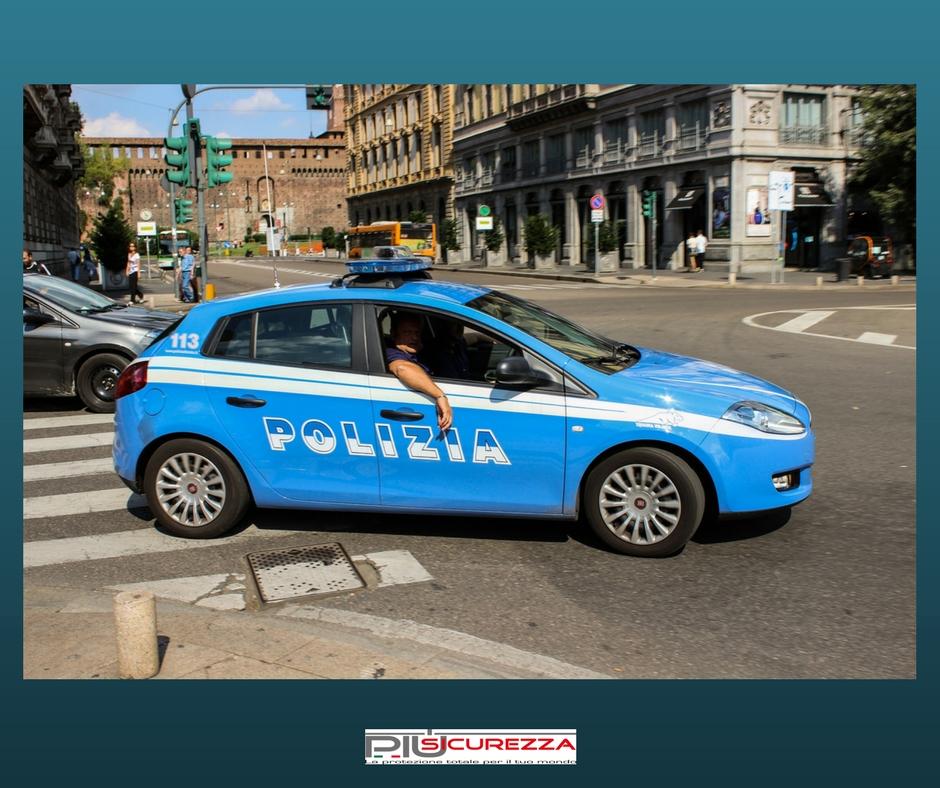anniversario fondazione polizia