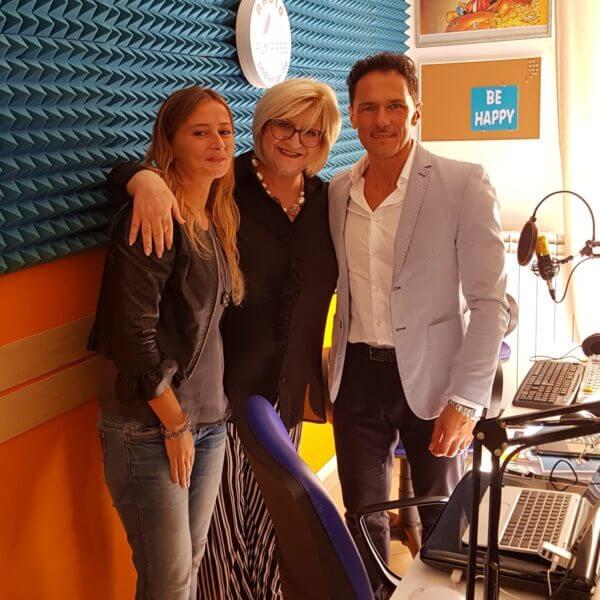 Francesco Ciano speaker a Radio Dream on Fly
