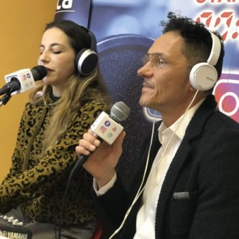 FRANCESCO CIANO OSPITE A RADIO VERONICA ONE