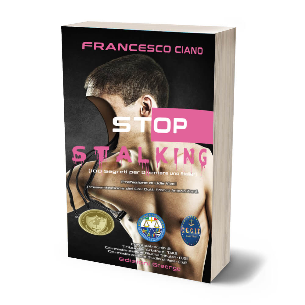 stop stalking 100 segreti per diventare uno stalker