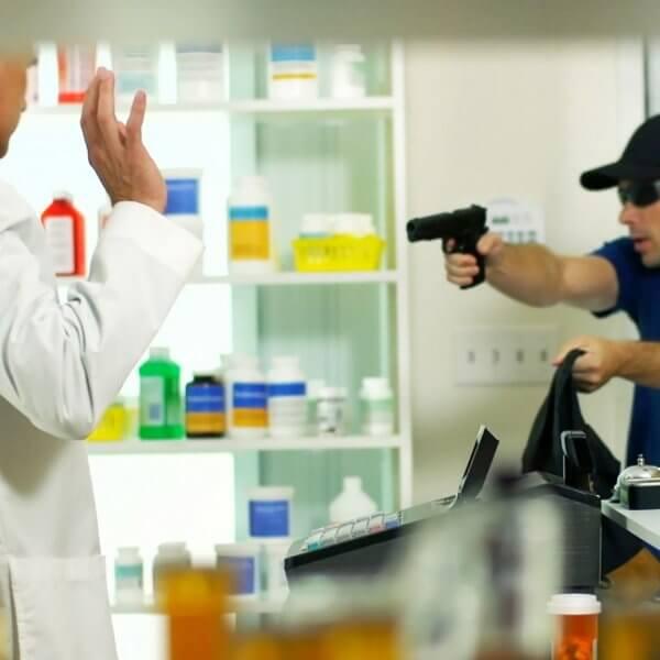 sicurezza dei farmacisti