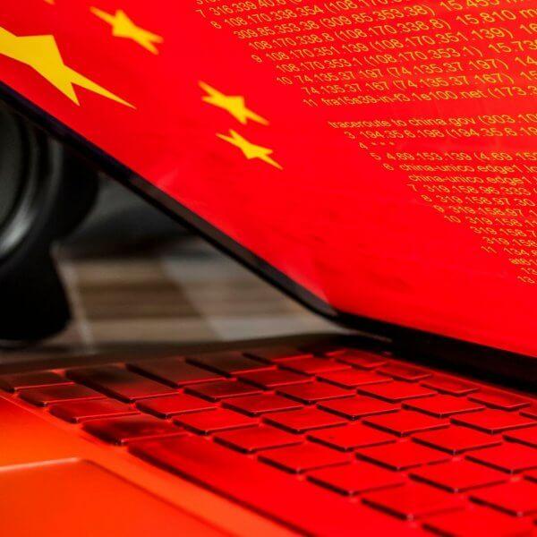 telecamere cinesi a palazzo chigi