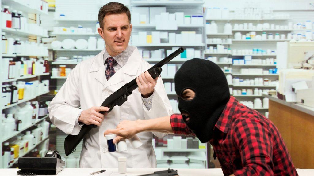 come difendersi dai ladri